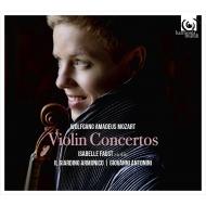 ヴァイオリン協奏曲全集 イザベル・ファウスト、ジョヴァンニ・アントニーニ&イル・ジャルディーノ・アルモニコ(2CD)