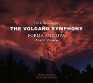The Volcano Symphony: Zapico / Forma Antiqva Reijseger(Vc)