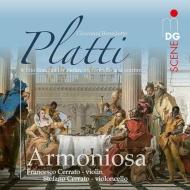 6つのトリオ・ソナタ アルモニオーサ