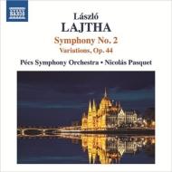 交響曲第2番、変奏曲 ニコラ・パスケ&ペーチ交響楽団