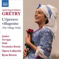 歌劇『村の試練』全曲 ライアン・ブラウン&オペラ・ラファイエット、トレヴィーニェ、ユンカー、他(2015 ステレオ)