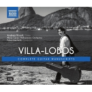 ギター作品集〜傑作集と失われた作品集第1-3巻 アンドレア・ビッソーリ(3CD)