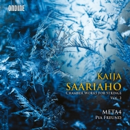 弦楽のための室内楽作品集第2集 META4、ピア・フロイント、マルコ・ミヨハネン(