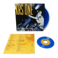 Return Of The Boom Bap (Blue Vinyl)(+7inch)