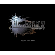 FINAL FANTASY XV Original Soundtrack 【CD通常盤】