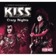 Crazy Nights -Legendary Radio Broadcasts
