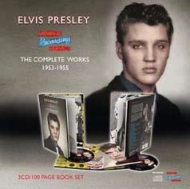 Memphis Recording Service: The Complete Works 1953-1955 (+100 Page Hard Book)
