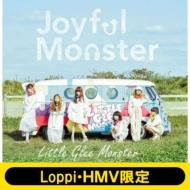 Joyful Monster 【初回生産限定盤】(CD+LIVE DVD)《Loppi・HMV限定セット : Little Glee Monsterラバーキーホルダー付き》