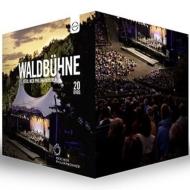 『ヴァルトビューネ・コンサート・ボックス〜20のコンサート1992-2016』 ベルリン・フィルハーモニー管弦楽団(20DVD)