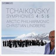 交響曲第6番『悲愴』、第5番、第4番 クリスティアン・リンドベルイ&アークティック・フィル(2SACD)