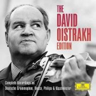 ダヴィド・オイストラフ DG、デッカ、フィリップス、ウェストミンスター録音全集(22CD)
