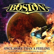 Once More Than A Feeling -Live Radio Broadcdast 1987 (2CD)