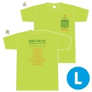 Tシャツ(ライトグリーン)【L】 / Live Tour 〜シモツキンの大冒険〜
