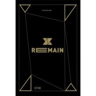 2nd Mini Album: REMAIN