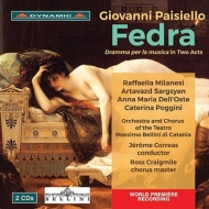 歌劇『フェドーラ』全曲 ジェローム・コレア&マッシモ・ベッリーニ劇場、ラファエッラ・ミラネージ、サルキシャン、他(2016 ステレオ)(2CD)