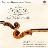 Duo Concertans: Alea Ensemble(Vn & Va)