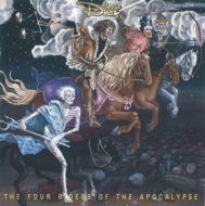 Four Riders Of The Apocalypse