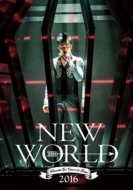 Hiromi Go Concert Tour 2016 NEW WORLD  (DVD)
