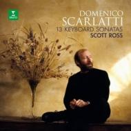 13のソナタ スコット・ロス(チェンバロ)(180グラム重量盤)