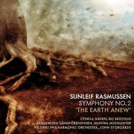 交響曲第2番『地球、新たに』 ヨーン・ストゥールゴールズ&ヘルシンキ・フィル、ヘルシンキ・アカデミー男声合唱団、ボー・スコウフス、他