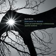 『氷の花』『樹』『無題』『花飾りの音楽』 イェスパー・ノルディン&アセラス・シンフォニエッタ・コペンハーゲン