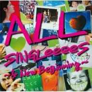 ALL SINGLeeeeS 〜& New Beginning〜【通常盤】(2CD)