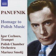 Homage To Polish Music: Smolij / Polish Co Cechoco(Tp)Turonek(Fl)