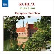Trios For 3 Flutes: European Flute Trio