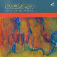 String Quartet, 5, Piano Sonata, 2, 5, : Jack Q Stephen Clarke(P)