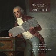 Symphonies Vol.2: Sabcgez / Camerata Antonio Soler