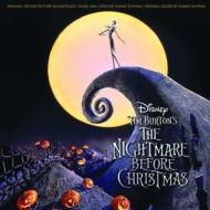 ナイトメアー・ビフォア・クリスマス Nightmare Before Christmas サウンドトラック (2枚組アナログレコード/Walt Disney)