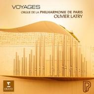 『ヴォヤージュ〜フィルハーモニー・ド・パリのオルガンで聴く名曲集〜剣の舞、火祭りの踊り、熊蜂の飛行、イゾルデの愛の死、他』 オリヴィエ・ラトリー