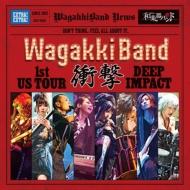 WagakkiBand 1st US Tour 衝撃 -DEEP IMPACT-(CD)
