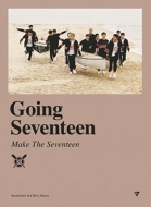 3rd Mini Album: Going Seventeen (Ver.3 -Make The Seventeen)