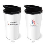タンブラー(ロゴタイプ/白) / SoftBank Team Japanグッズ