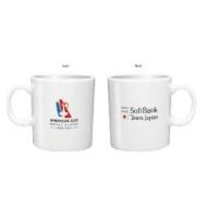 マグカップ(ロゴタイプ) / SoftBank Team Japanグッズ