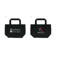 ミニトートバッグ / SoftBank Team Japanグッズ