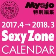 2017.4→2018.3 SexyZoneカレンダー