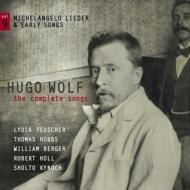 Complete Lieder Vol.9: Teuscher(S)T.obbs(T)W.berger(Br)R.holl(B)Kynoch(P)