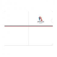 大会公式クリアファイル(A)/ ルイ・ヴィトン・アメリカズカップ・ワールドシリーズ