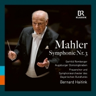 Symphony No.3 : Bernard Haitink / Bavarian Radio Symphony Orchestra & Choir, Augsburger Domsingknaben, Romberger(Ms)(2016)(2CD)