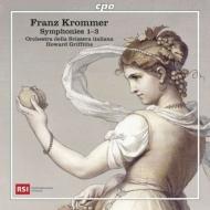 交響曲第1番、第2番、第3番 ハワード・グリフィス&スイス・イタリア語放送管弦楽団