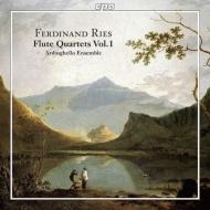 フルート四重奏曲集第1集 アルディンゲロ・アンサンブル
