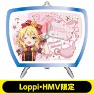 アイドルマスター シンデレラガールズ オリジナルボイス入り目覚まし時計(櫻井桃華)【Loppi・HMV限定】
