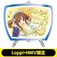 アイドルマスター シンデレラガールズ オリジナルボイス入り目覚まし時計(十時愛梨)【Loppi・HMV限定】