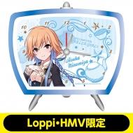 アイドルマスター シンデレラガールズ オリジナルボイス入り目覚まし時計(二宮飛鳥)【Loppi・HMV限定】