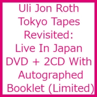 Tokyo Tapes Revisited: Live In Japan Dvd +2cd With Autographed Booklet