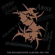 Roadrunner Albums 1985-1996