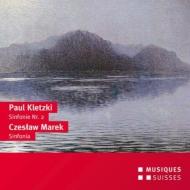 クレツキ:交響曲第2番、マレク:シンフォニア トーマス・レスナー&ポーランド国立放送交響楽団