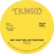 Why Can't We Live Together (Original & Lntg Remix)